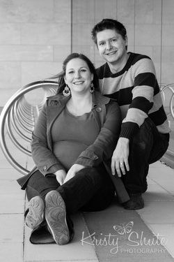 Kristy Shute Photography Maternity Uptown Waterloo