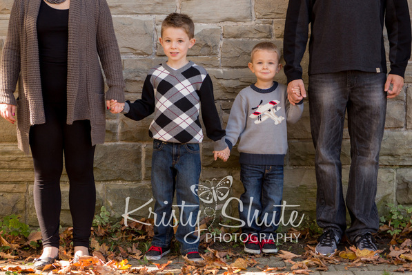 Kitchener Family Photography Victoria Park