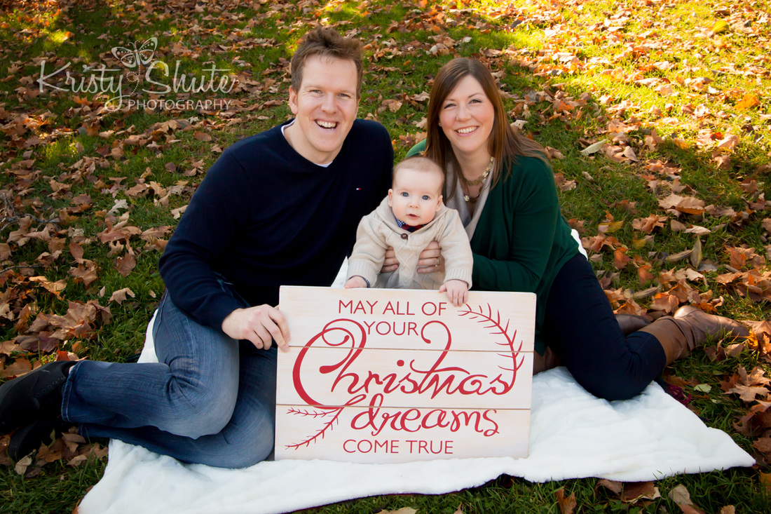 Kristy Shute Photography, Waterloo Park, Fall Holiday Mini Photo Session