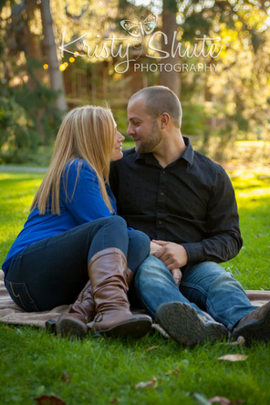 Kristy Shute Photography Engagement Victoria Park