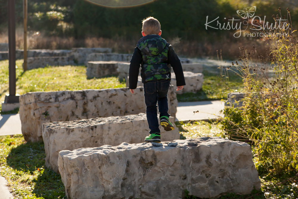 Kristy Shute Photography Family Huron Natural Area Fall Kids Children