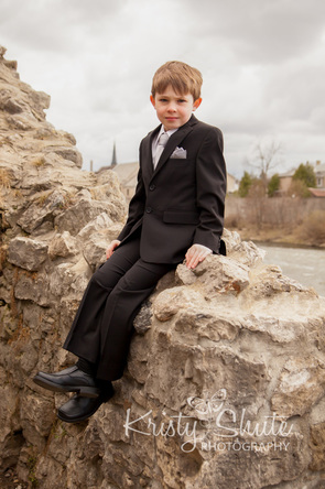 Kristy Shute Photography Child First Communion Outdoor Cambridge Mill Race