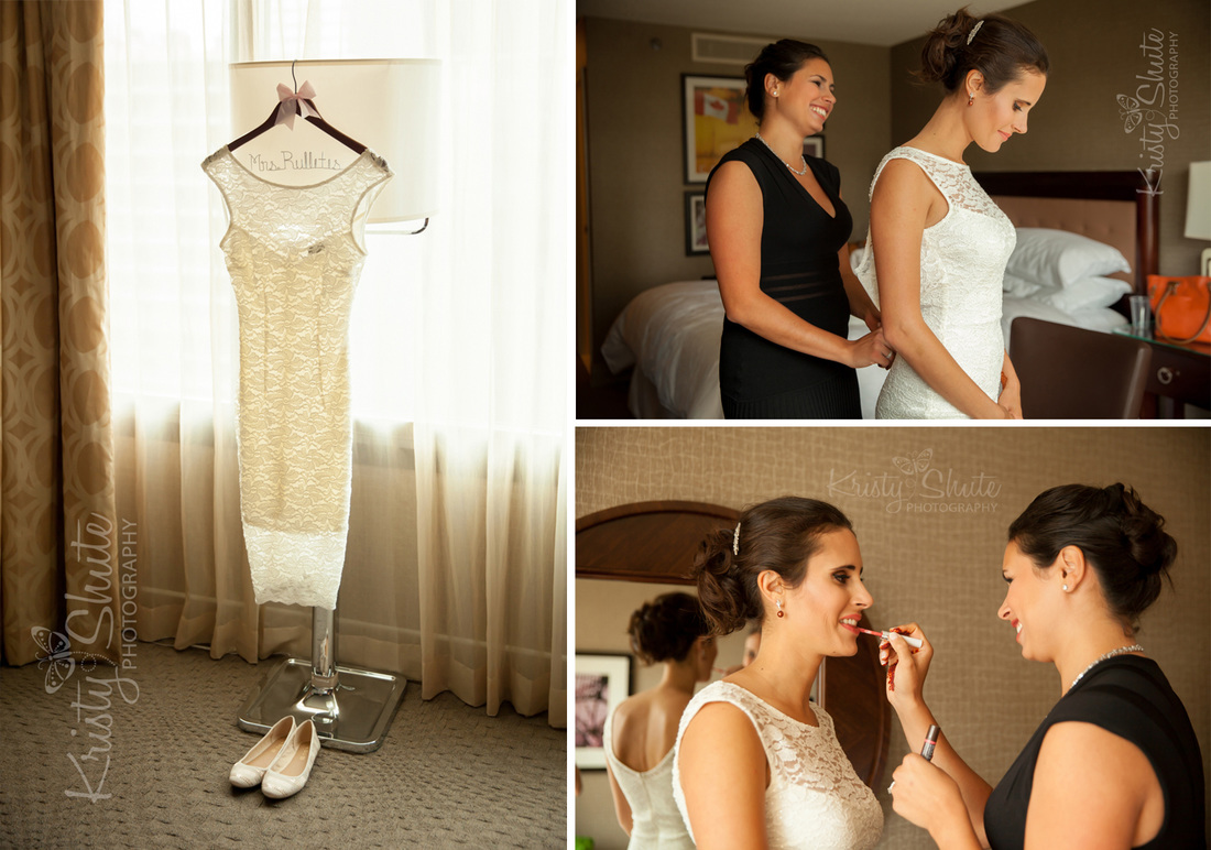 Kristy Shute Photography Kitchener Waterloo Toronto Wedding Sharaton Hotel