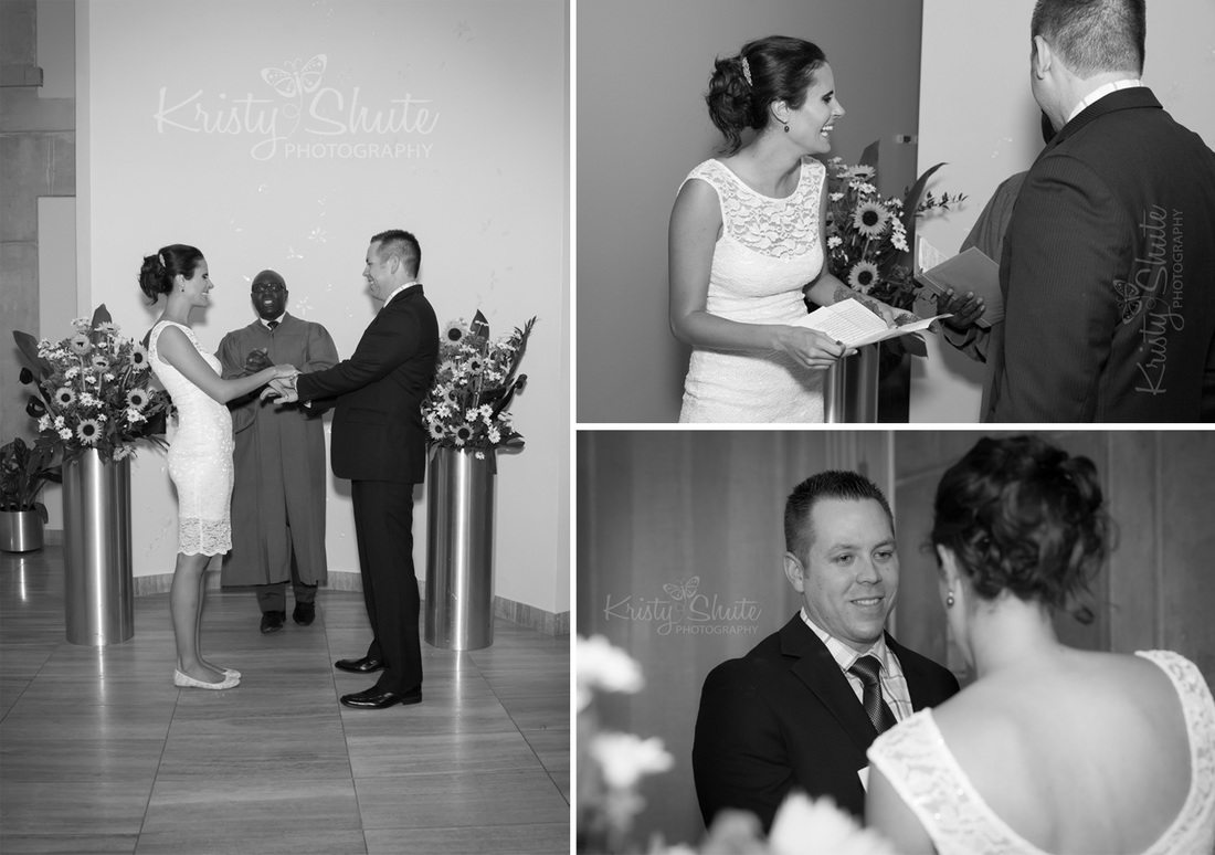 Kristy Shute Photography Toronto Wedding City Hall