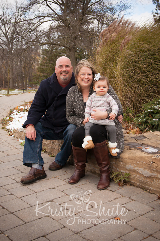 Kristy Shute Photography Family Session Victoria Park Winter